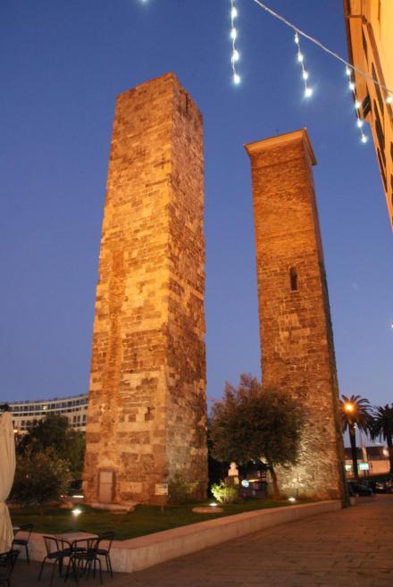 Savona: torri medievali