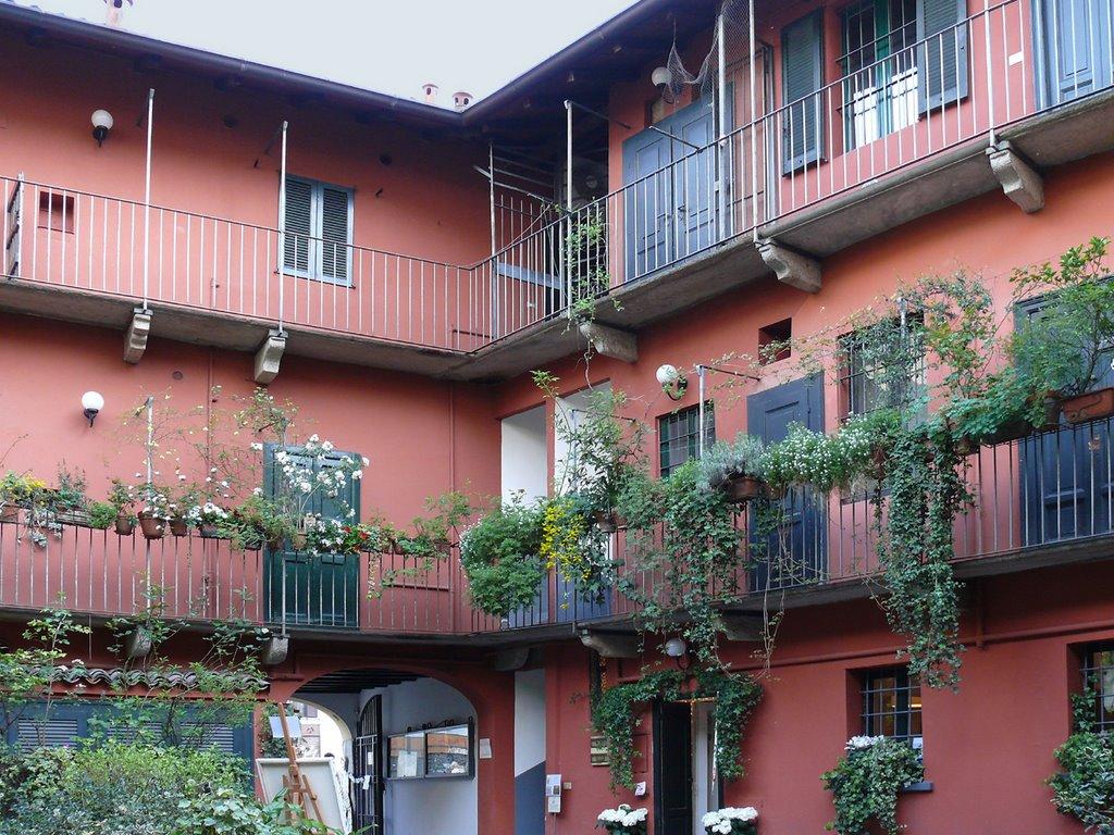 case di ringhiera milano